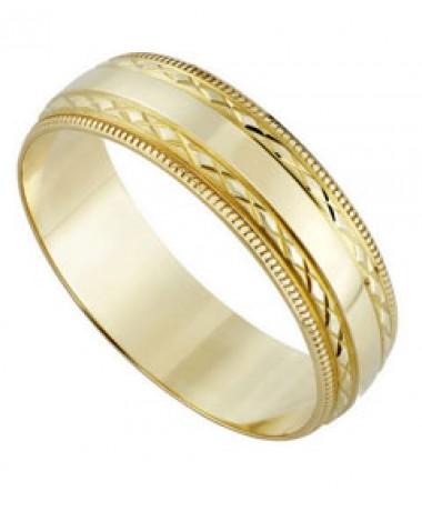 Gold Ring Man