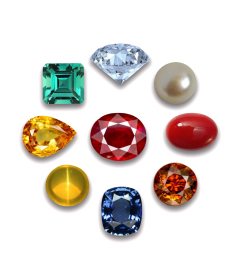 Gemstones Birthstone